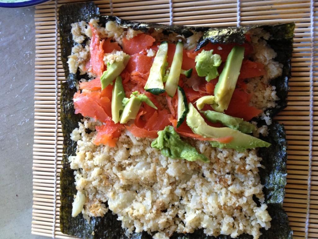 Cauliflower Rice Sushi Whole Foods
