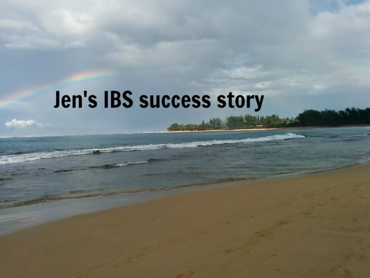 Jen's IBS success story