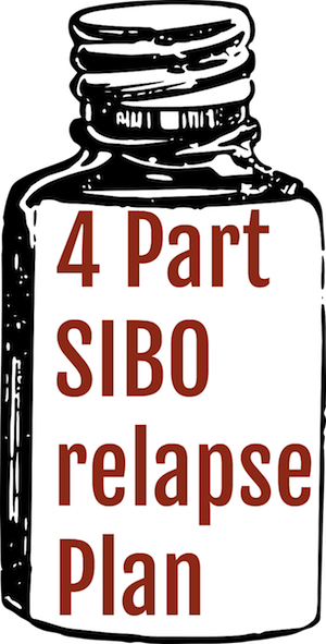 What to do for a SIBO relapse?